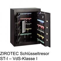 ZIROTEC-Schlüsseltresor